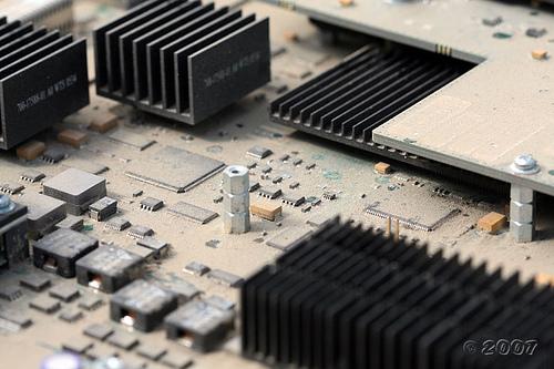Dusty Electronics