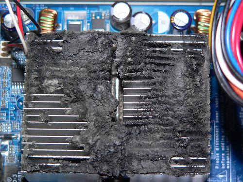 New Zalman CPU Cooler