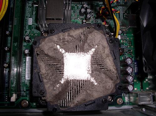 cpu dust