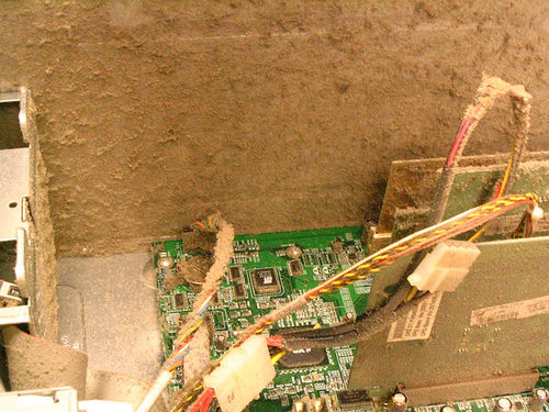 Super-Dusty Computer