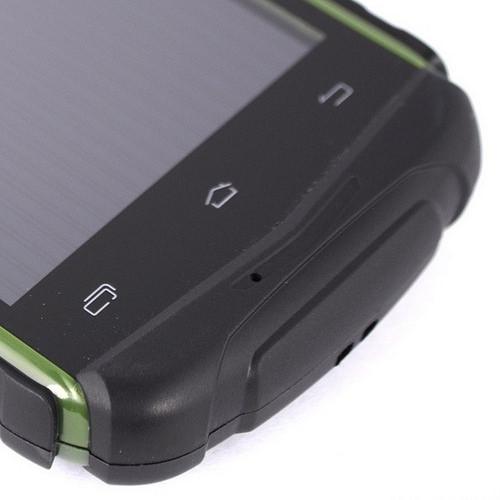 Original DOOGEE DG150 TITANS 3.5 inch Waterproof Smart Phone MTK6572 Dual Core 512MB RAM 4GB ROM Android 4.2 GPS 3G WCDMA