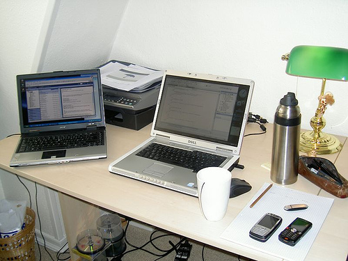 Workstation at home