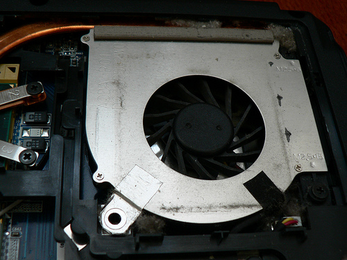 Ventilator & dust