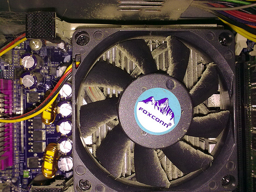 CPU fan - Acer Power S Series