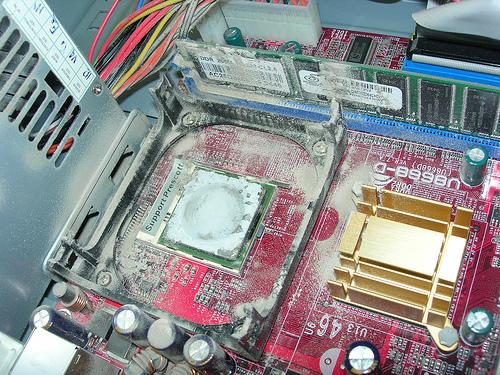 Dusty PC