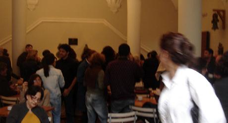 Coquetel de Lançamento do Voto Popular na Casa de Cultura Laura Alvim Ipanema