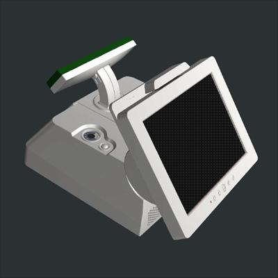 High-Class Touch Screen POS