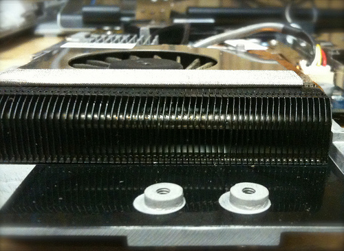 CPU Cooling element