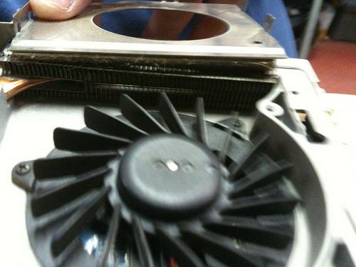 Clean CPU Element
