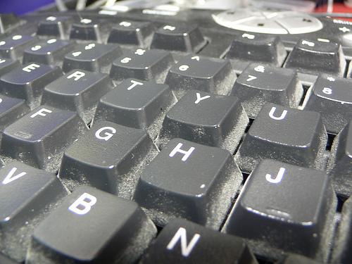 Keyboard Dust