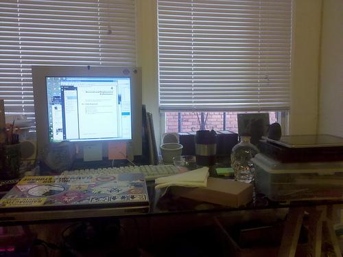 CCU, Day 2 - Laptop repair day