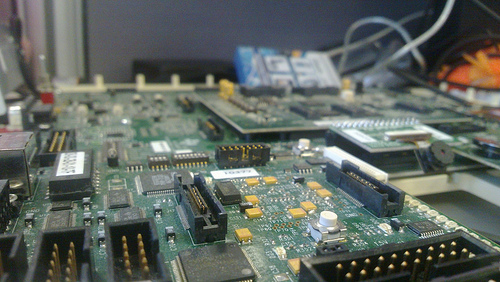 H4 Board close-up