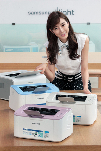 Samsung Releases Upgraded Mono Laser Printers, Sequels to Its Two-Million Seller