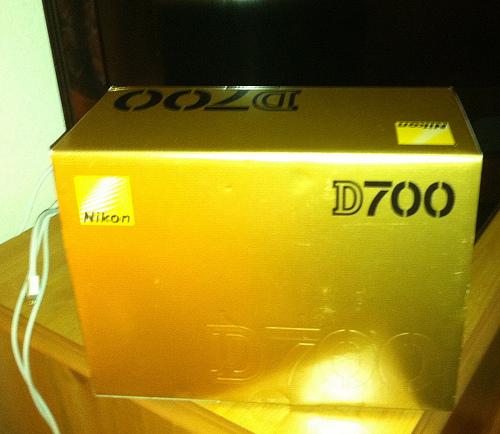 New Equipment: Nikon D700 FX