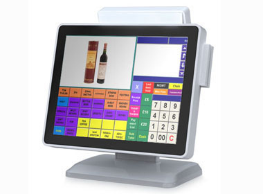 POS Fan-less Touch Terminal - F11-15