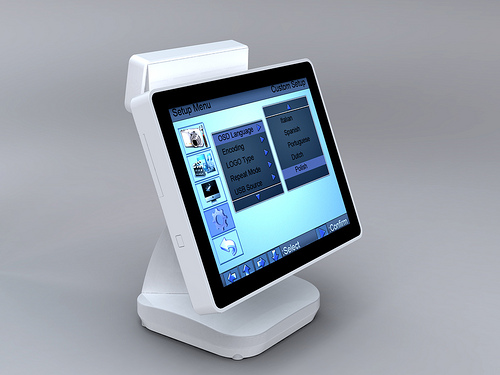 Advanced POS Fan-less Touch Terminal - F11-15A