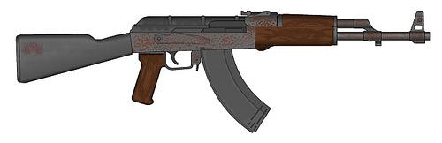 F*cked up AK47