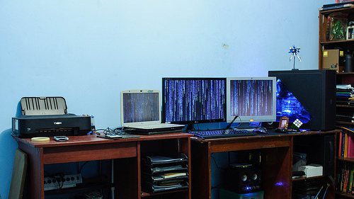 My Workstation (As of 12-22-2012)