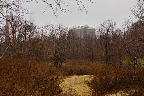 Building 93 - Kings Park Psychiatric Center - Long Island, New York