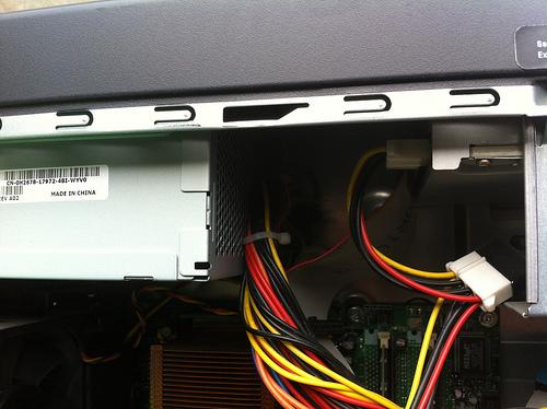 Dell Optiplex 170L (After)