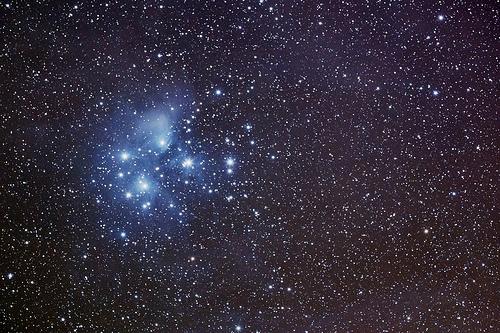 Pleiades - M 45