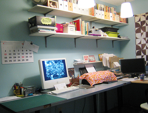 my office space