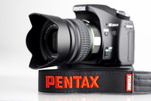 Pentax  K200D Product shot