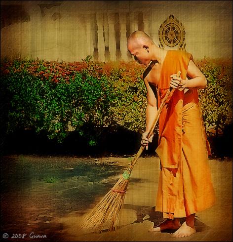 Sweeping Away The Memories