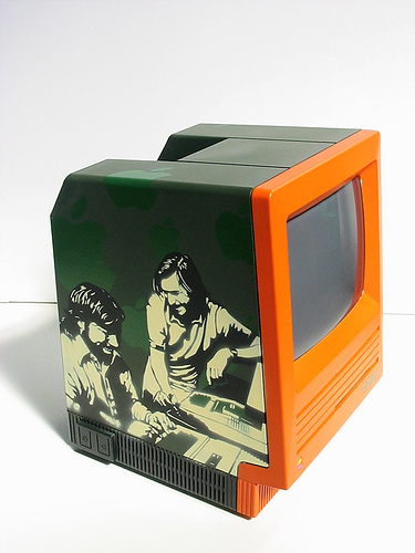 SattaMac - Orange/Green 1986 SE