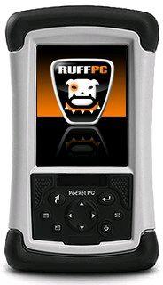 Ruggedized PDA