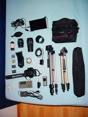 My Digital Camera Gear