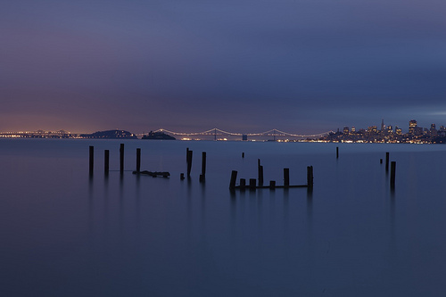 Moods of LIght #3 of 3 - Sausalito, Ca