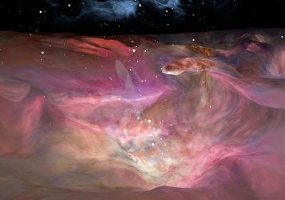 Hubble in 3-D