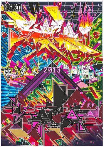 KACAO77 UNIVERSES 2013
