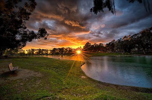 Tri City Sunset
