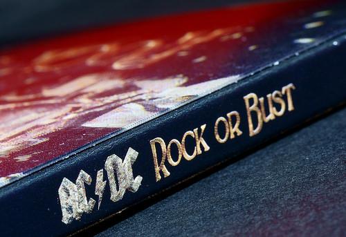 AC/DC.....  In Rock We Trust!
