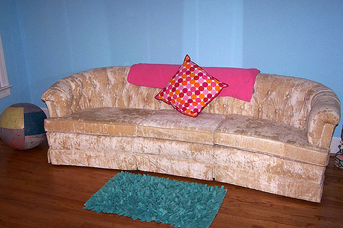 my couch from 1970