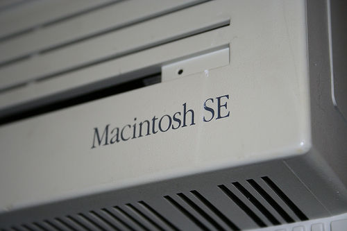 Macintosh SE 001