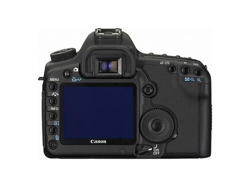 New Canon 5D Mark II, $2,700, 21.1 Megapixels, Full Frame Sensor, Anti Dust Technology, Shoots HD Video