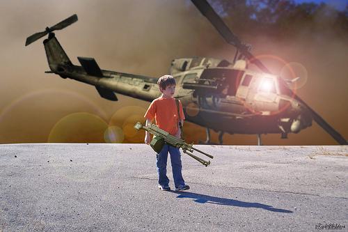 Rambo V: The Military School Years