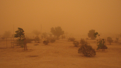 Another Az dust storm