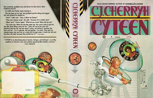 Cherryh, C. J. - Cyteen (1988 BCE HB)