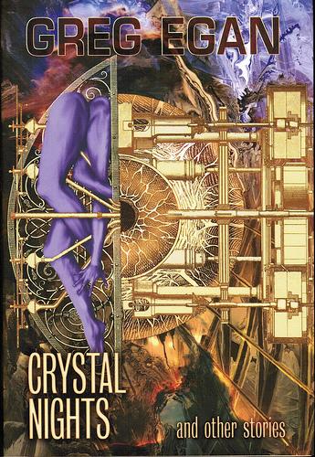 Egan, Greg - Crystal Nights (2009 HB)