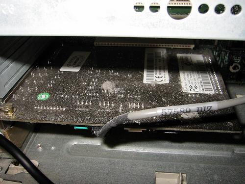 Dust vs. Tinúviel, sound card