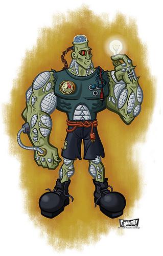 Frankenstein 013: Frankenborg