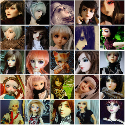 ABJD Ball jointed dolls 2005-Present