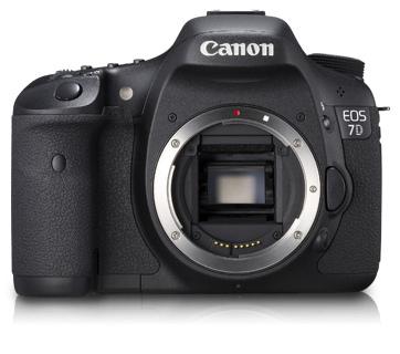 PROMO. CANON EOS 7D Body – Harga: Rp 7,250,000