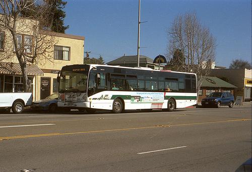 AC Transit 1004 A F4s 3-13-13