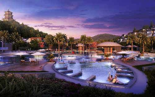 Taishan Hot Springs Project