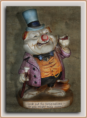 WC Fields Porcelain